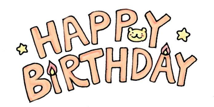 Những lời chúc sinh nhật bằng tiếng anh