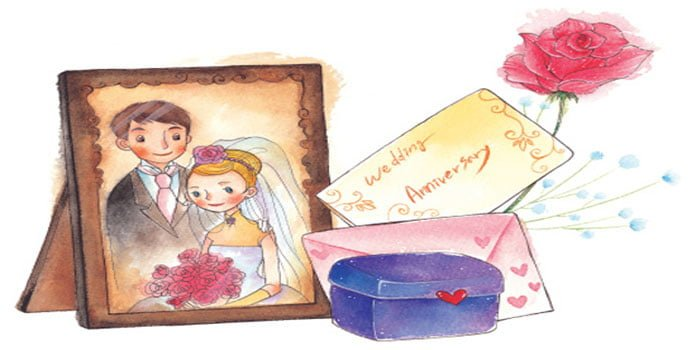 Lời chúc kỷ niệm ngày cưới