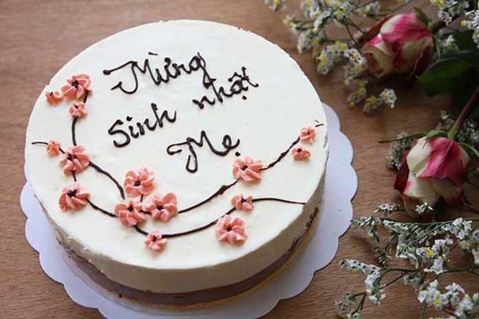 Lời chúc mừng sinh nhật mẹ