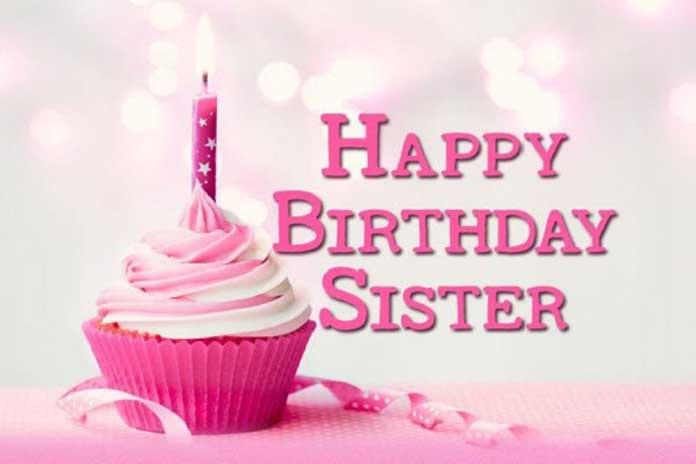 Lời chúc sinh nhật cho chị gái