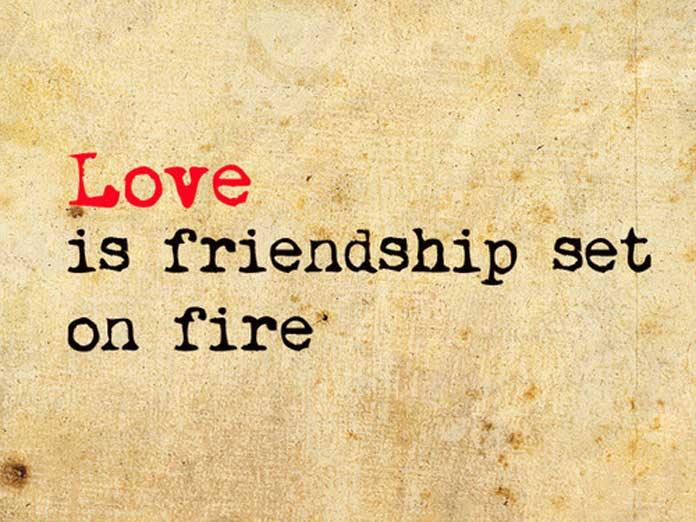 Lời hay ý đẹp về tình yêu