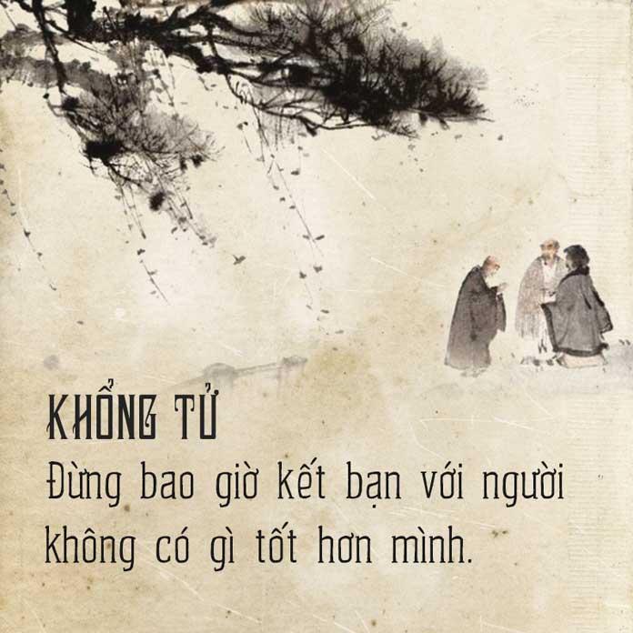 Những câu nói hay của Khổng Tử