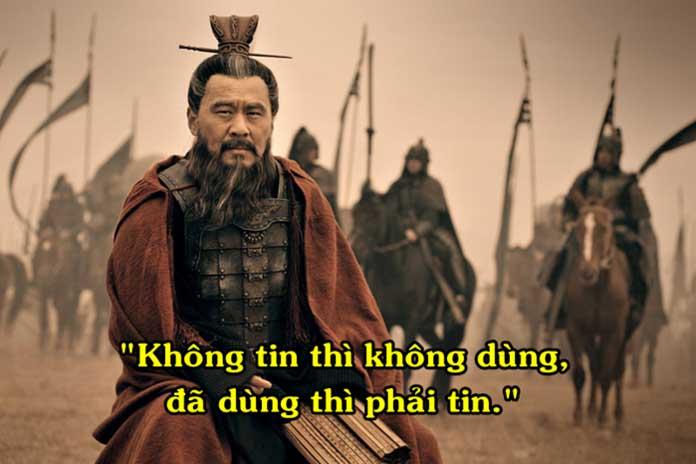 Những câu nói hay của Tào Tháo