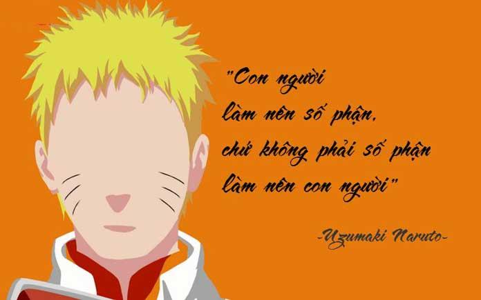 Những câu nói hay trong Naruto