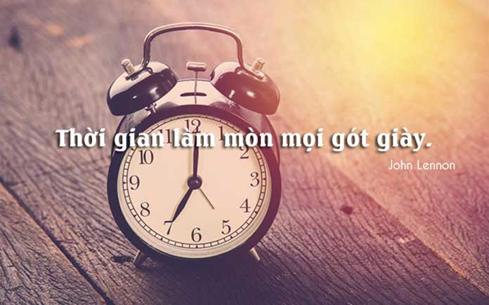 Những câu nói hay về thời gian
