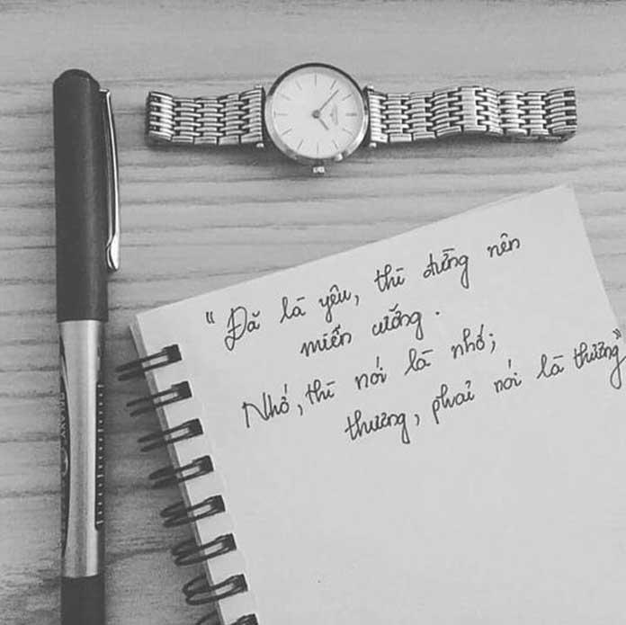 Những câu nói hay về tình yêu và nỗi nhớ