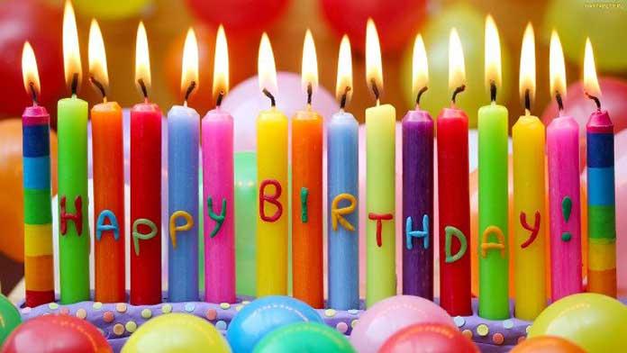 Những lời chúc mừng sinh nhật hay