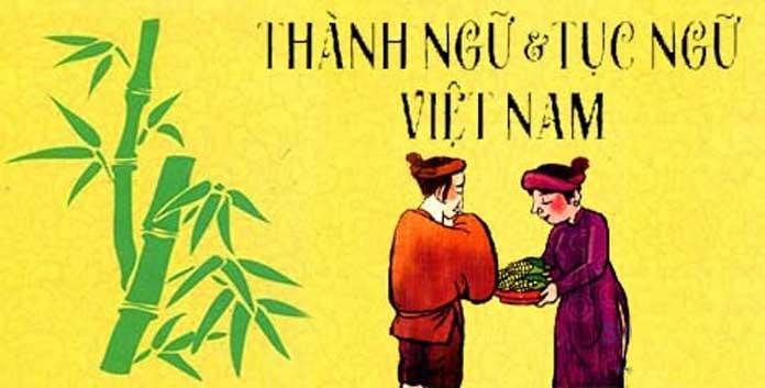 Thành ngữ Việt Nam