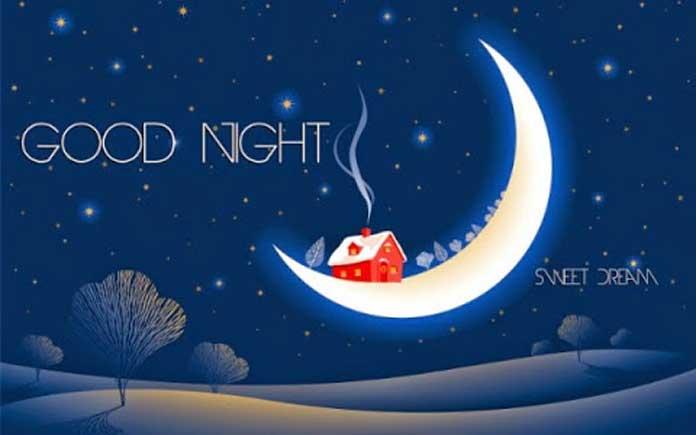 Thơ chúc người yêu ngủ ngon