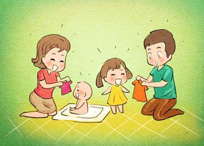 Thơ hay về gia đình