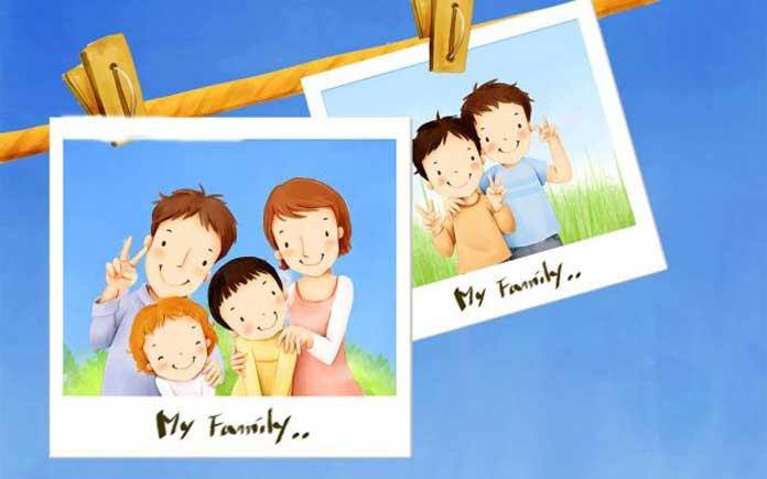 Ca dao về tình cảm gia đình