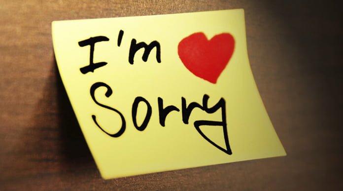 Cách xin lỗi người yêu